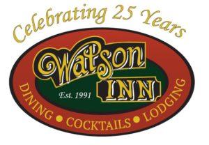 Watson Inn 2016 logo color