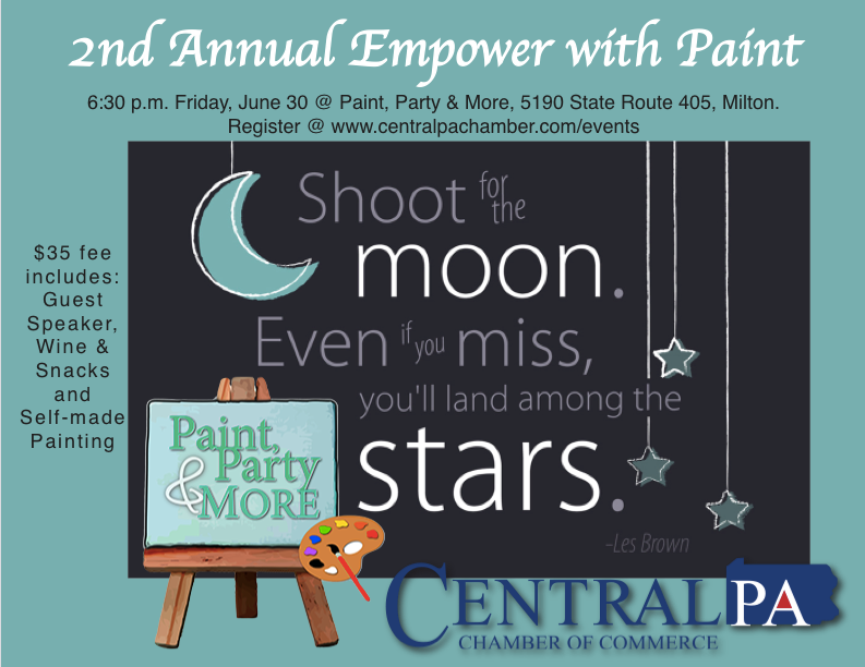 2nd Annual Empower with Paint