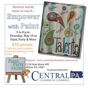 Empower with Paint