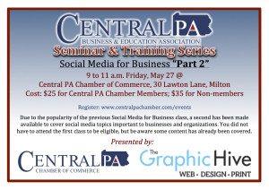 Social Media for Business Part 2