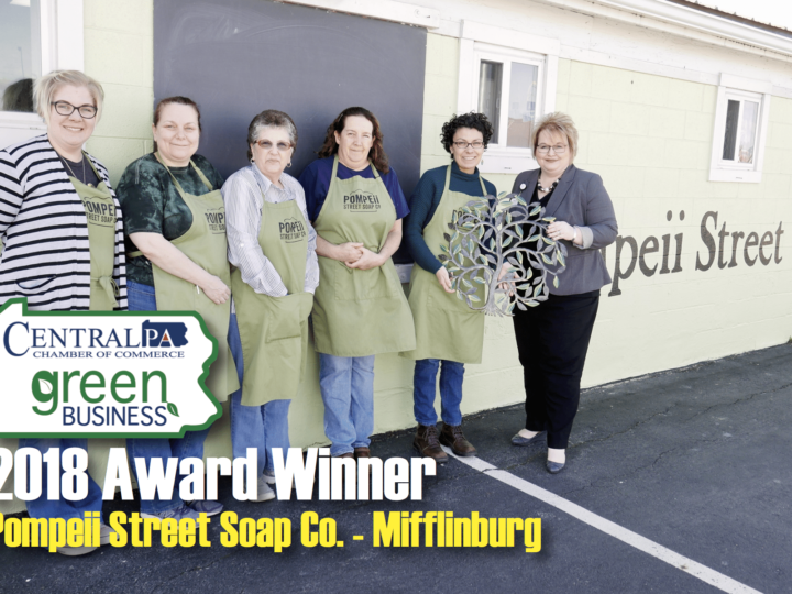 2018 Green Business of the Year!