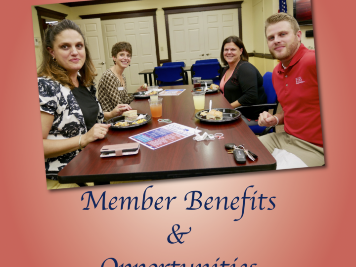 2019 Member Benefits & Opportunities Guide