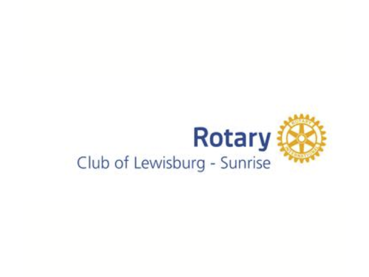 Lewisburg Sunrise Rotary Club