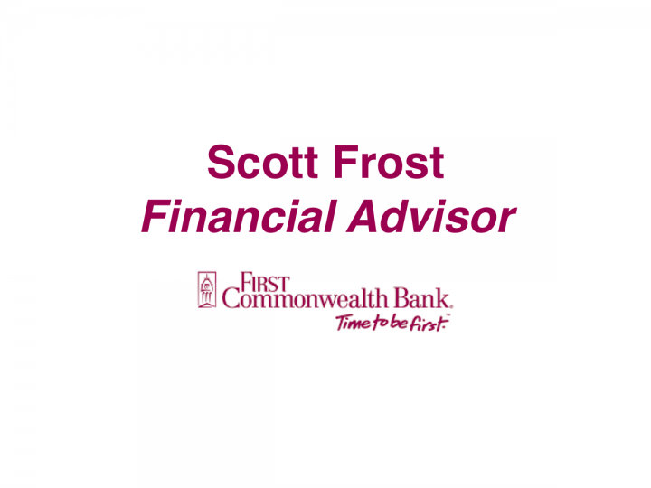 First Commonwealth Advisors – Scott M Frost